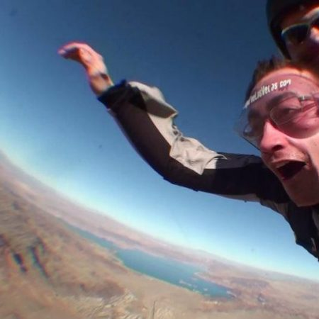 Parachuting - Parachute